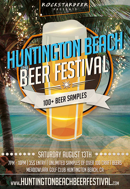 Huntington Beach Beer Festival