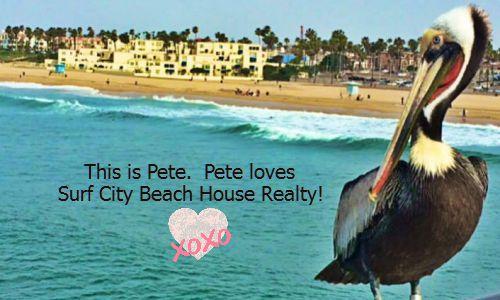 Pete Loves Surf City Beach House!